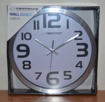 Часы настенные Esperanza ZURICH ЕН-C013W